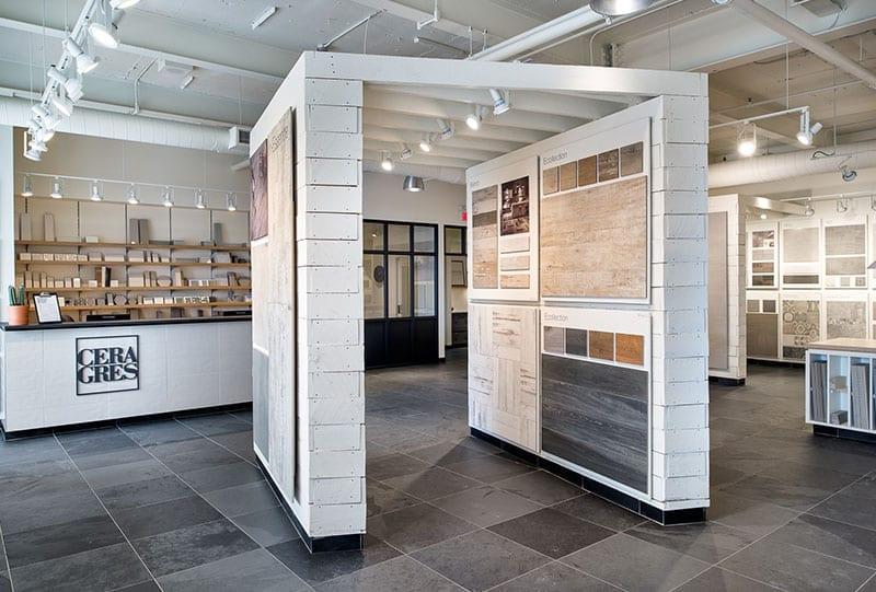 Carre Union Home Design Center Montreal Ceragres